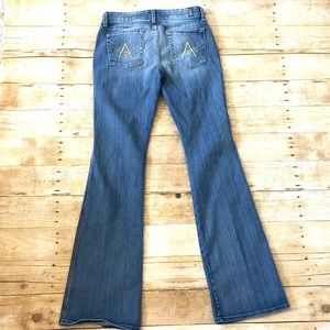 NWOT 7 For all mankind 7FAM A-pocket jeans 29